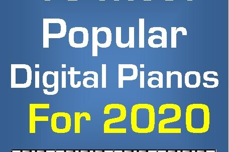 10 most popular digital pianos for 2020