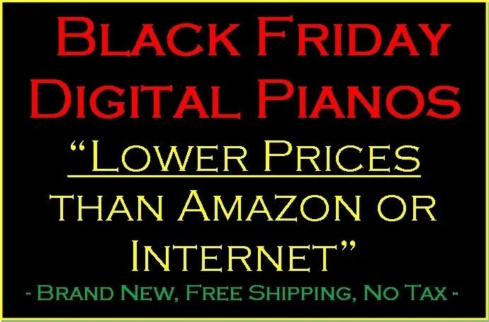 Black Friday Digital Pianos 2020 Lower Prices Digital Piano Review Expert Digital Piano Reviews