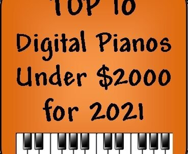Top 10 digital pianos under $2000 for 2021